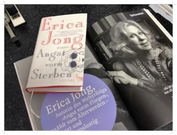 Erica Jong Rahmen breit